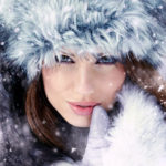 Как убрать сухость кожи от морозов?