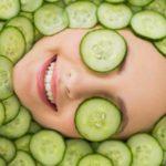 Омолаживающие маски из огурца 7 эффективных рецептов